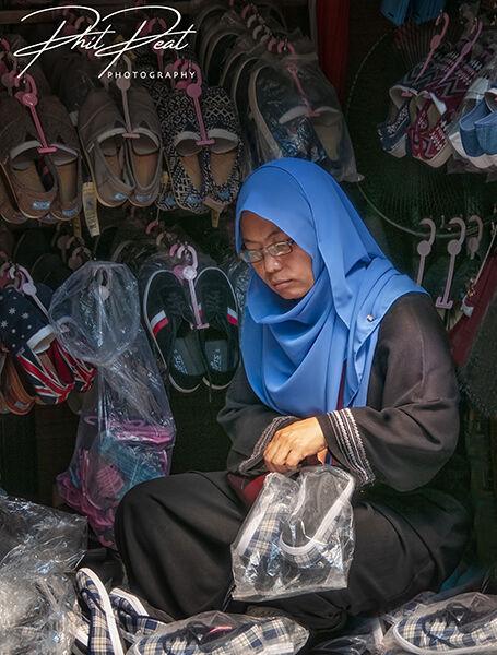 The Shoe Packer