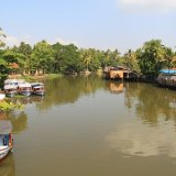 Backwaters, Kumarakom.
