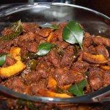 Beef Fry Kerala Style