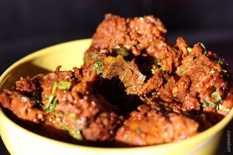 Chicken Olarthiyathu