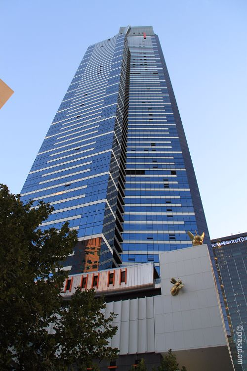 Eureka Tower, Southbank, Melbourne,