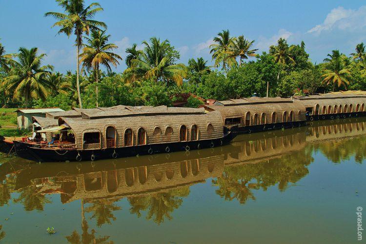 Houseboats, Kumarakom