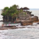 Temple of Tanah Lot in Bali