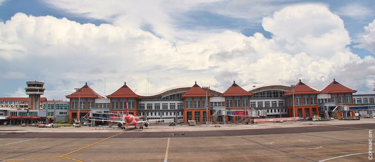 Ngurah Rai International Airport, Bali