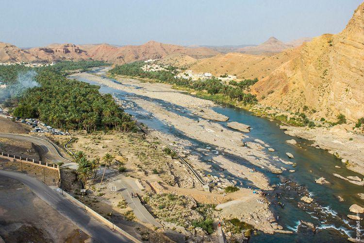 Wadi Dayqah Dam