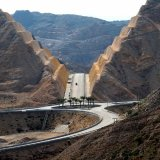 Roads of Oman