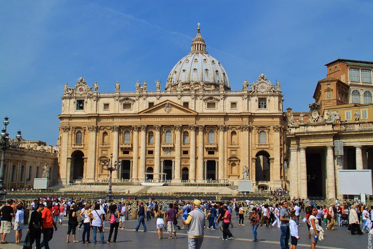 St. Peter's Basilica, Vatican Church