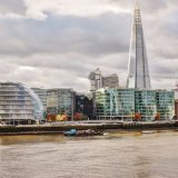 The Shard surroundings