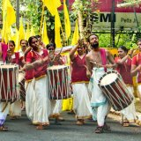 Procession in Kerala