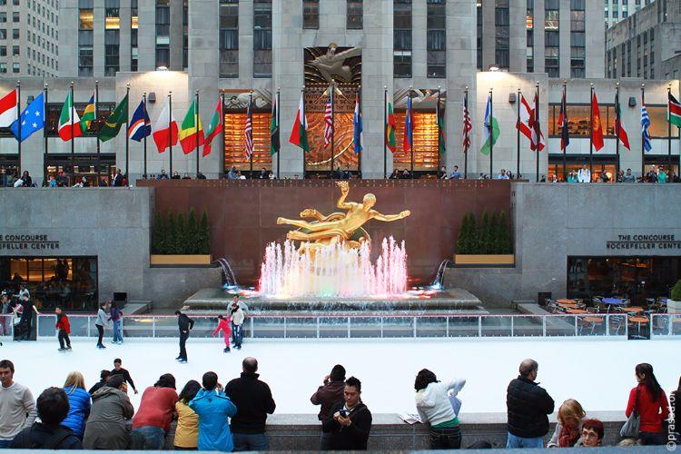 Rockefeller Center NY