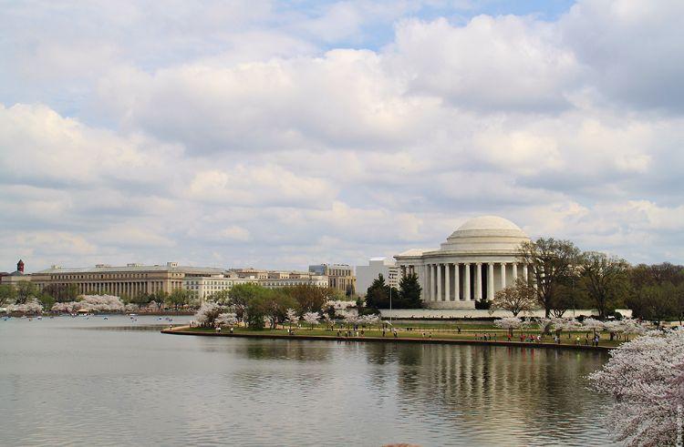 Thomas Jefferson Memorial Washington