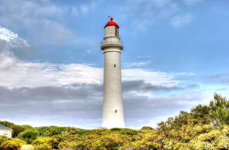 Light House, Great Ocean Route, Melbourne