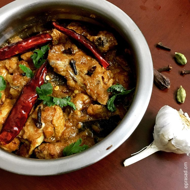 Jaipur Spicy Chicken Curry