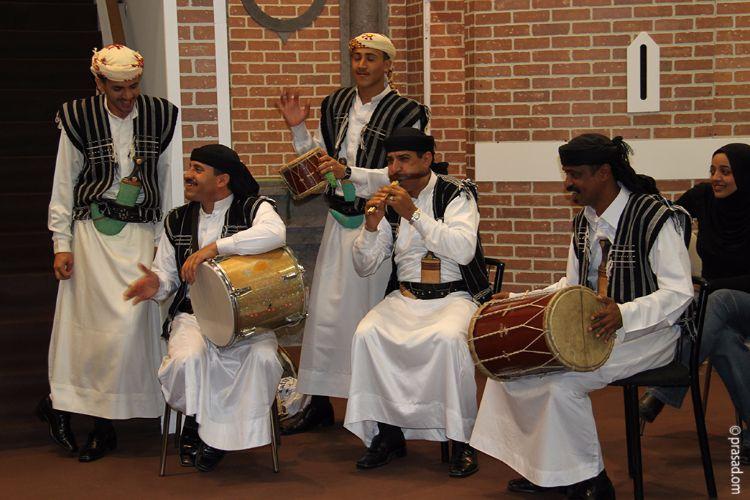 Syrian Musicians