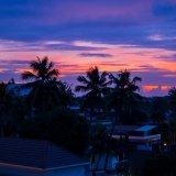 Twilight in Kochi