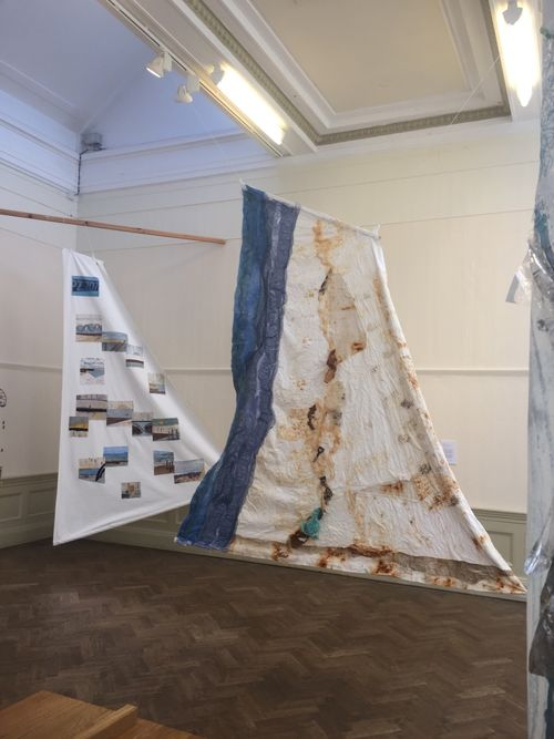 Sue Reeve @The Williamson Art Gallery Birkinhead