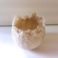 Natural Tussah Silk Fibres