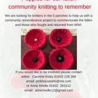 Calling all knitters