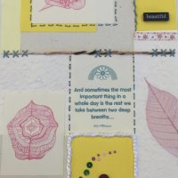 Mixed media paper crafts