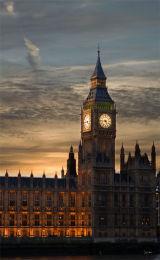 Big Ben At Sunset Code BBS