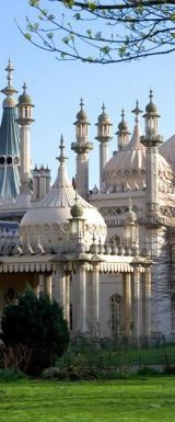 Brighton Pavilion Code BP