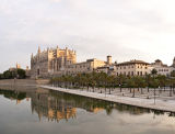 Palma Cathedral Daybreak