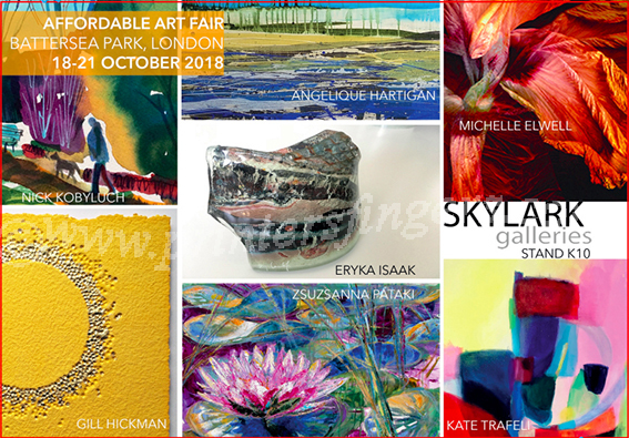 AAF Skylark Galleries 2018