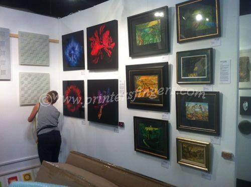 AAF Skylark Gallery Stand