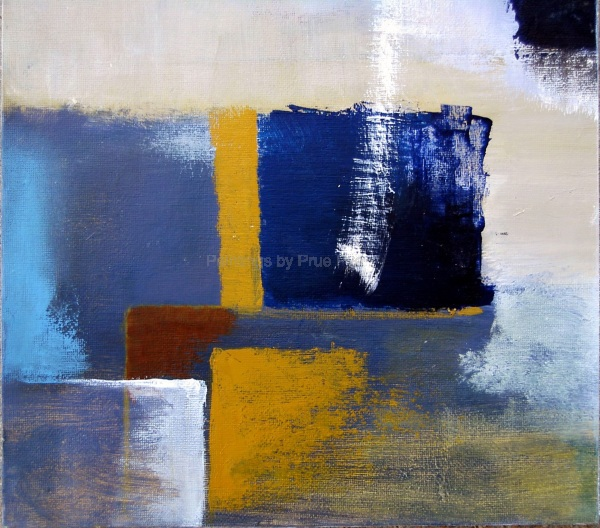 Colour Abstraction      SOLD