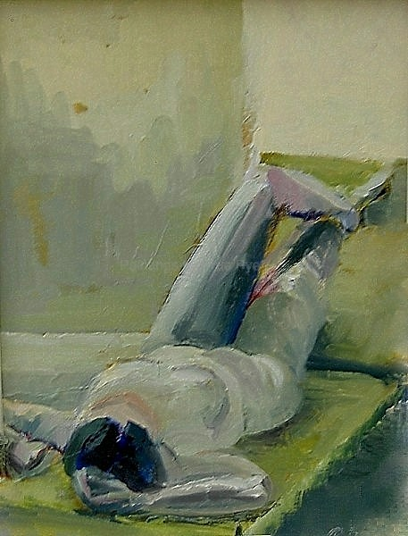 Reclining Figure II       SOLD