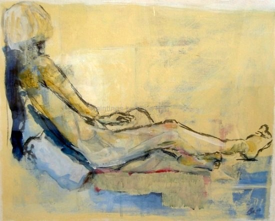 Reclining Figure III       SOLD