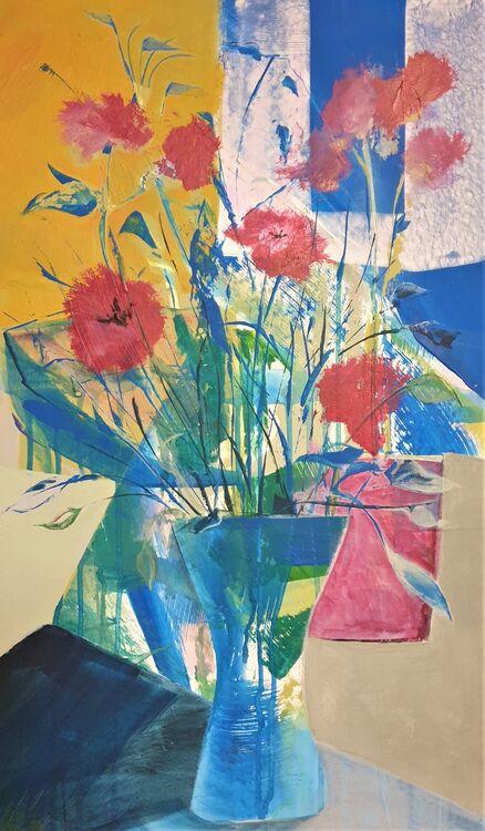 2021 Flower vase 370 x 640  a-b