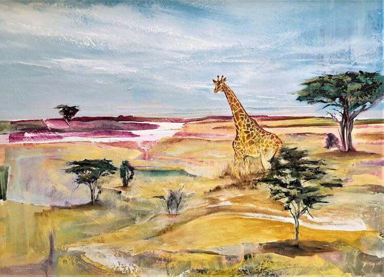 2021 Giraffe walk o-b 1050 x750