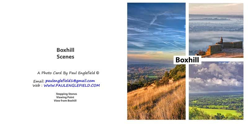 views of Boxhill