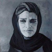 Bedouin Lady Noora