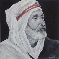 Bedouin Man