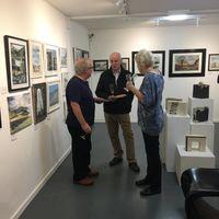 Exhibition Reception4