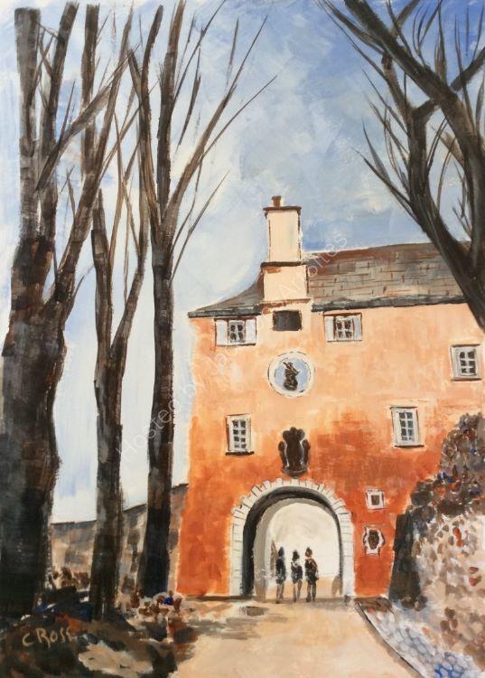 The Gatehouse, Portmeirion