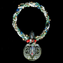 Chameleon Necklace £1,200