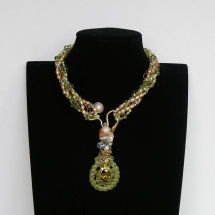 Chameleon Necklace  £1,600