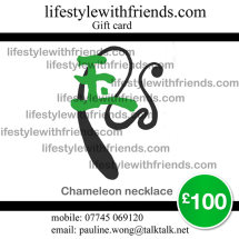 Lifestyle With Friends Gift Card £100