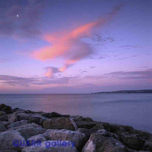 Sandbanks at Dawn