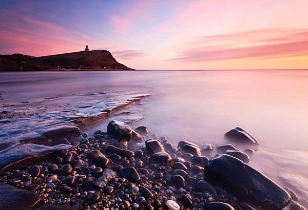 Afterglow, Clavells Tower, Kimmeridge