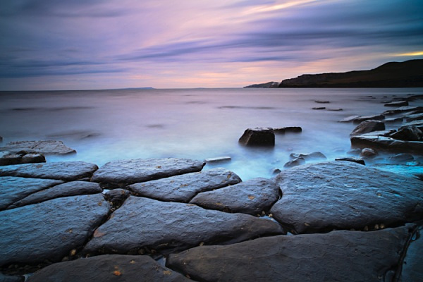Blue Ledges, Kimmeridge Bay