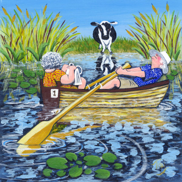 Can Cows Swim 2?