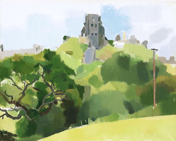 Corfe Castle, Close to