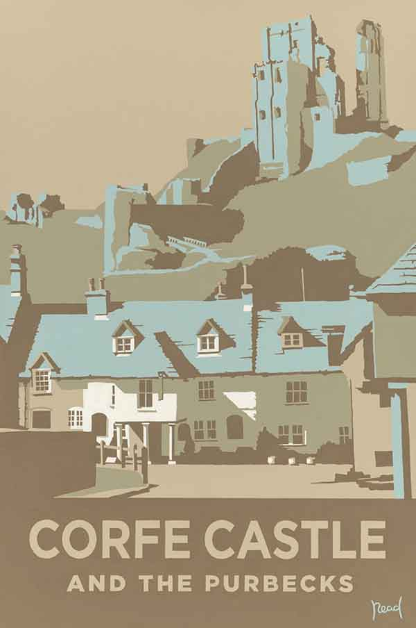 Corfe Castle SOLD