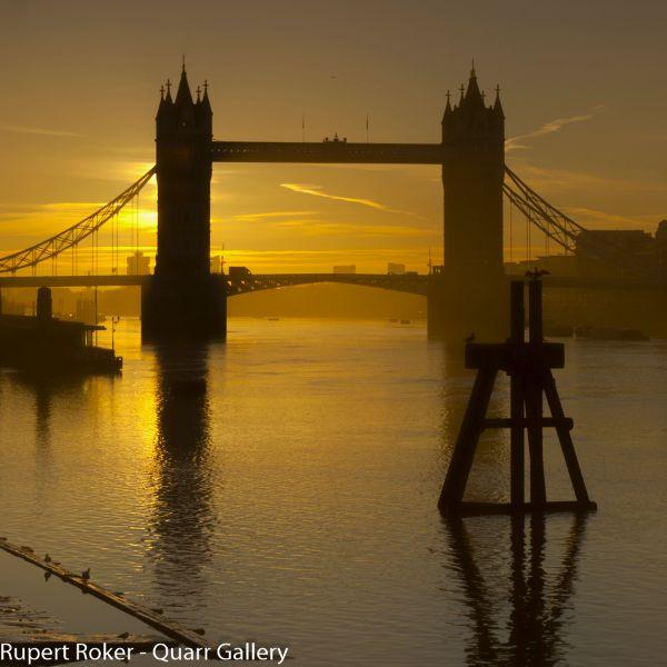 Dawn Mist, Tower Bridge