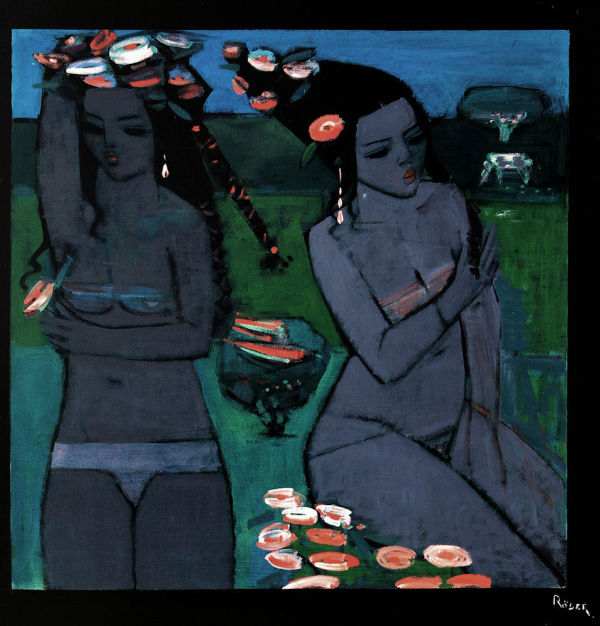 Evening SOLD