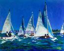 Boat Race, Poole Harbour